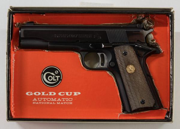 Colt 1911 Government Model CT Firearms Auction 10/12/2019