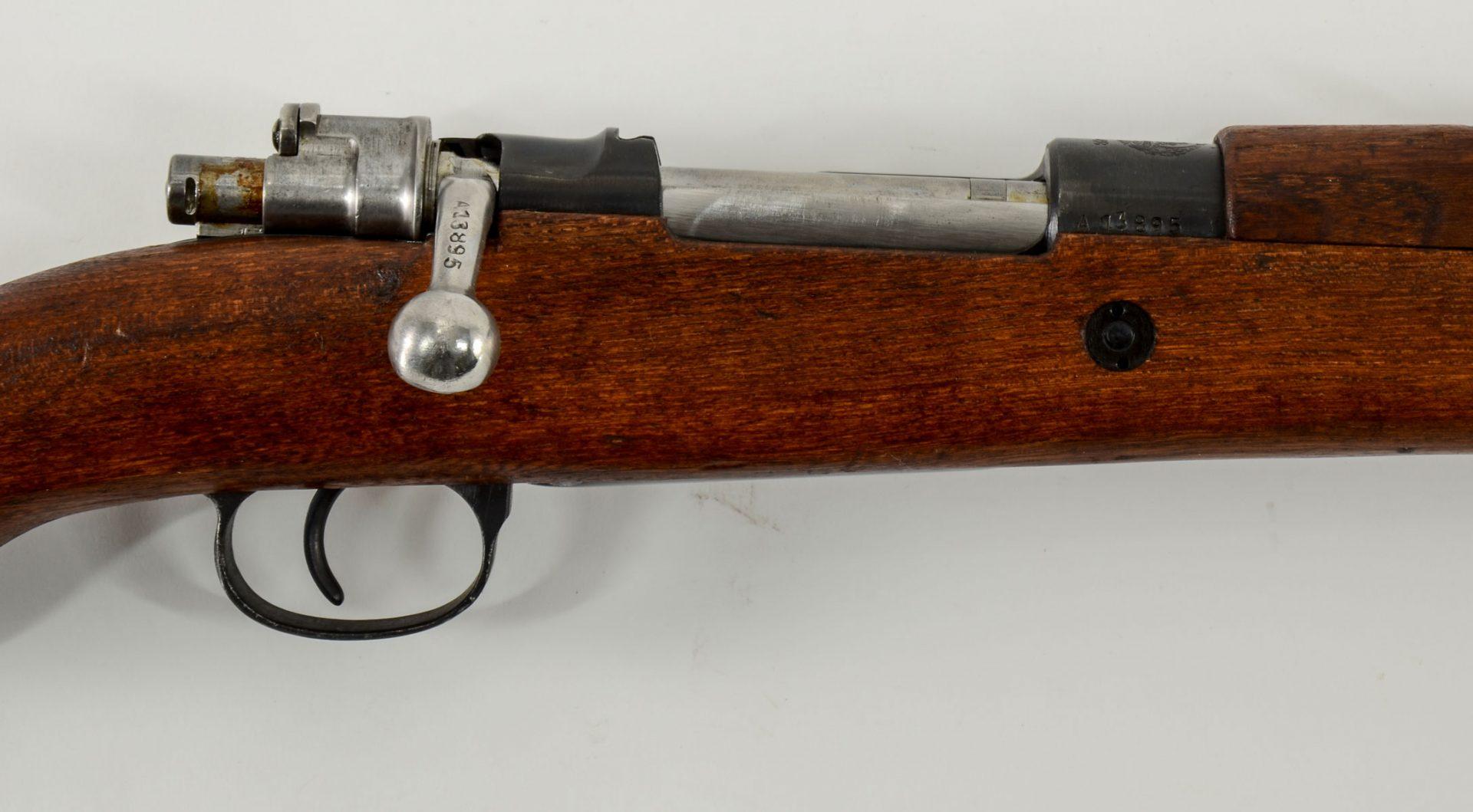 M48 mauser yugo Yugoslavian Zastava