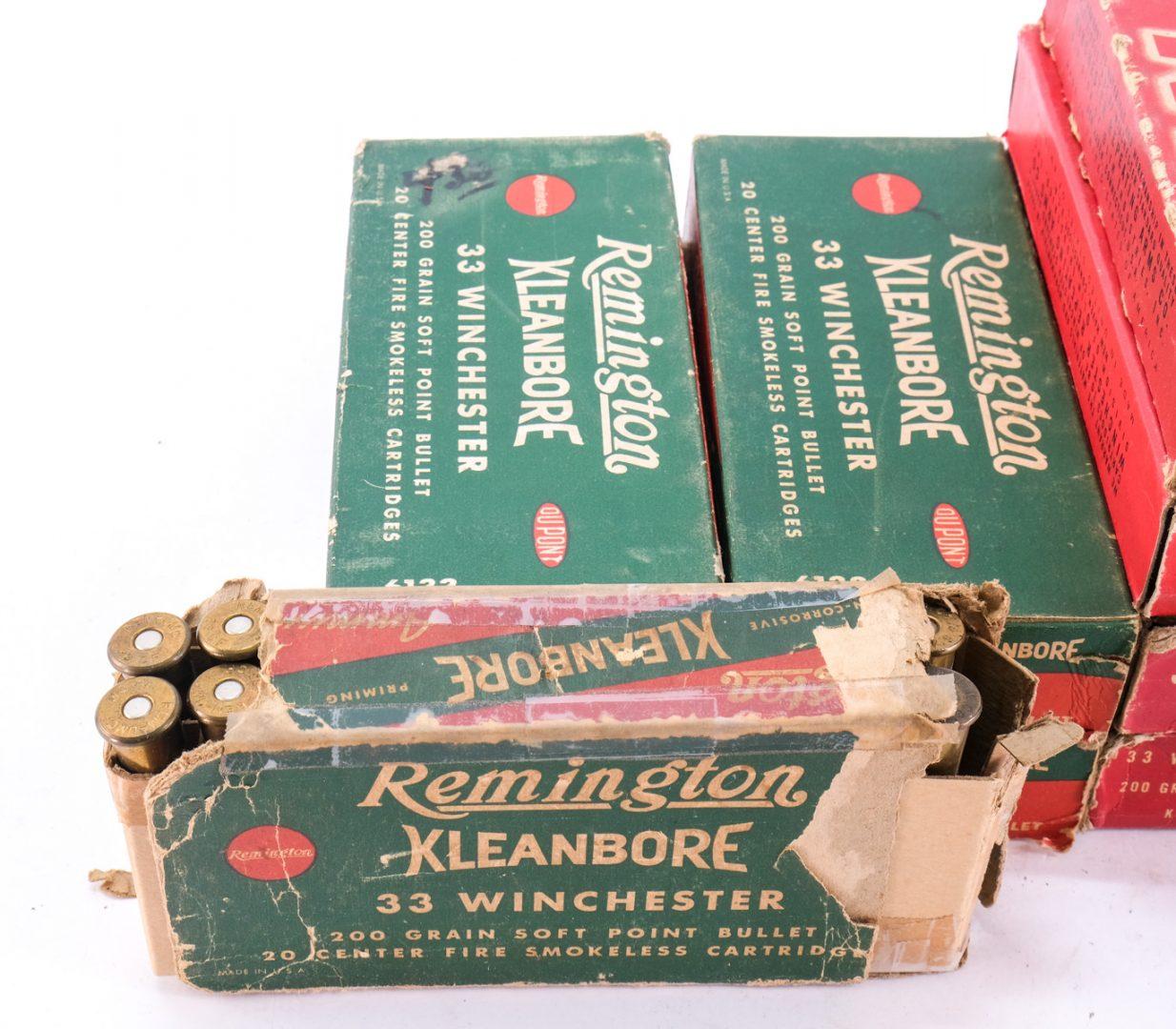 .33 WIN Ammunition 180Rds
