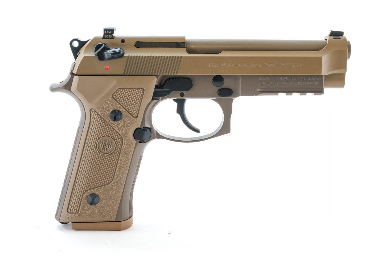 Beretta M9A3 9mm Pistol