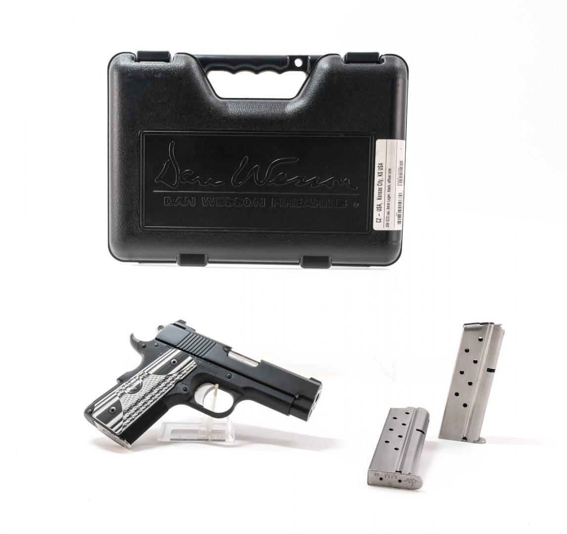 Dan Wesson Eco 9mm Pistol