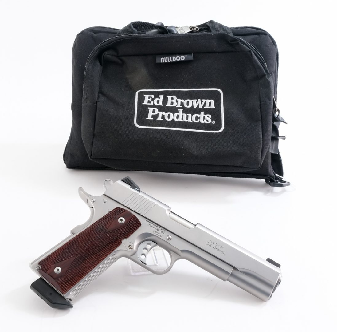 Ed Brown Special Forces 1911 .45ACP Pistol