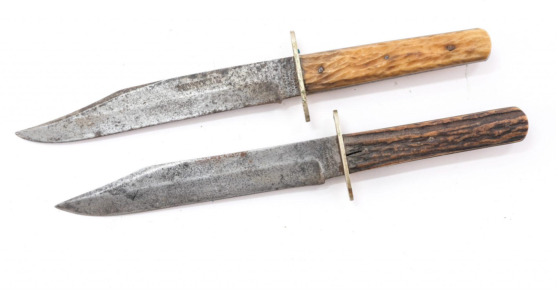 Four Estate Bowie Knives
