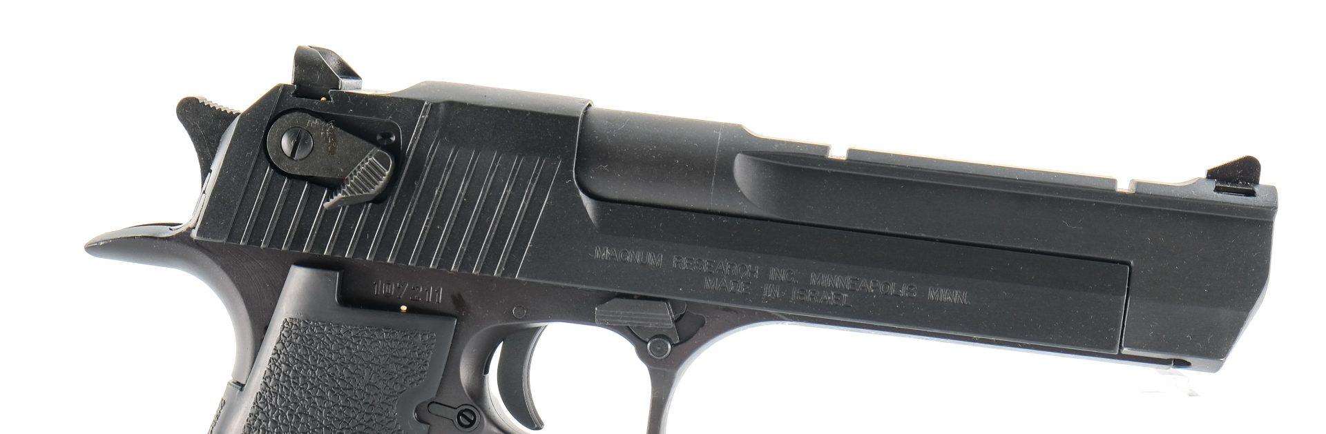 IMI Desert Eagle .50AE Pistol