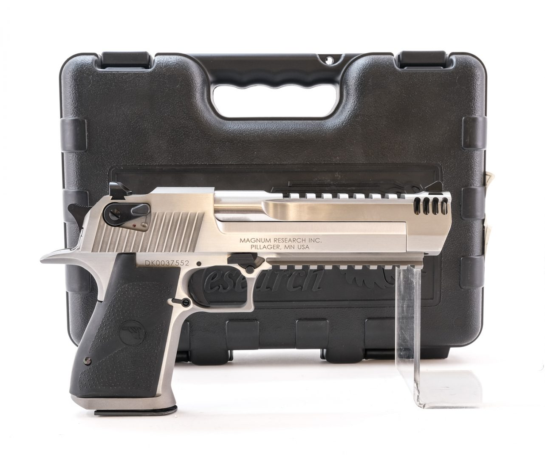 Magnum Research Desert Eagle 50AE Pistol