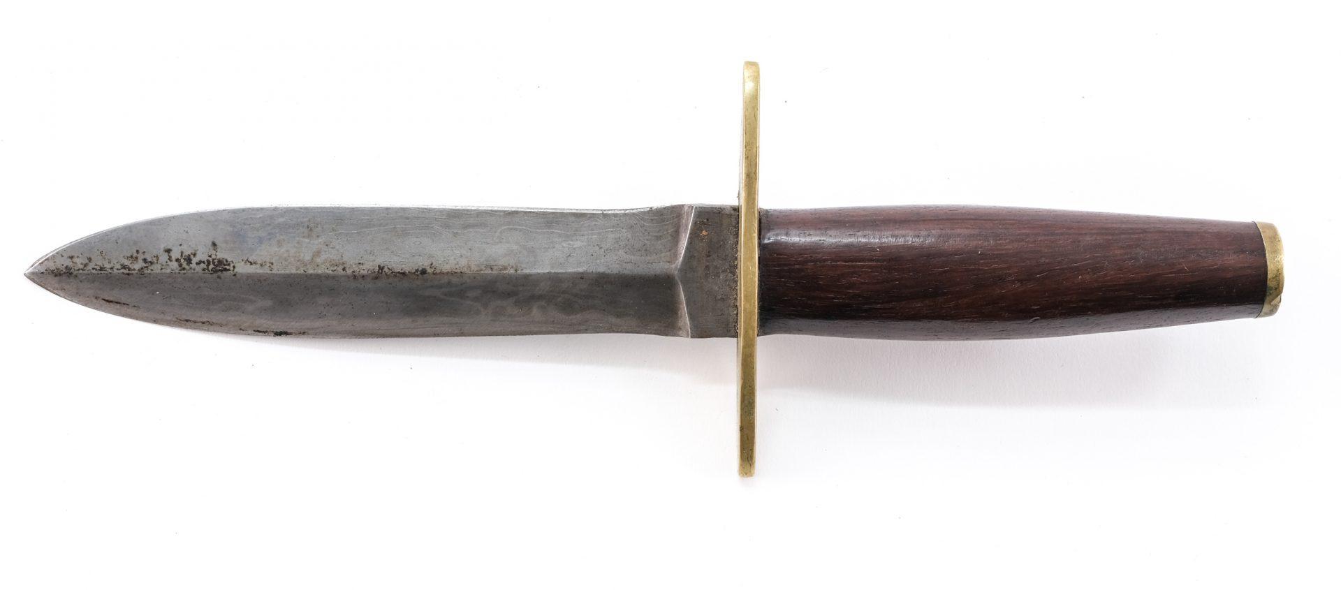 Three Sheath Knives: Dickson, Gerber, Case