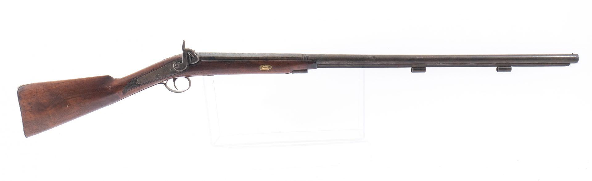 Unknown Black Powder Percussion Rifle
