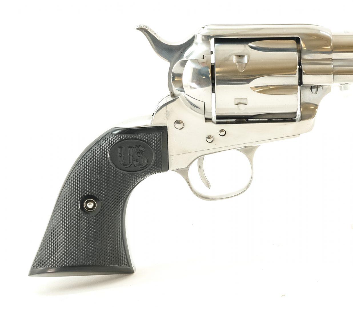 "USFA ""China Camp"" SAA Revolver 45LC"