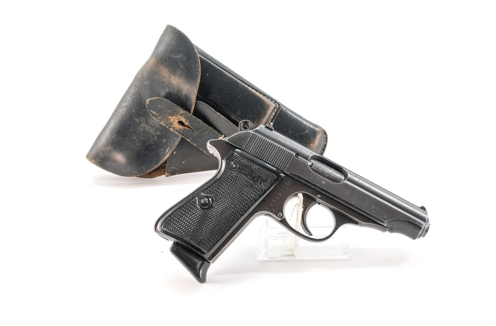 Walther PP Waffenamt Proofed .32 Pistol