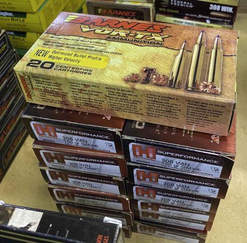 Ammunition Auction